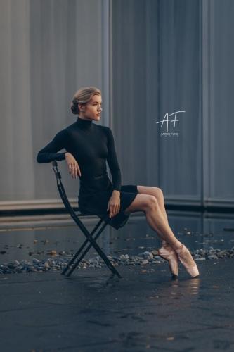 Ballet Dancer in Raleigh, North Carolina | Ballet Photographer | Pointe Shoes