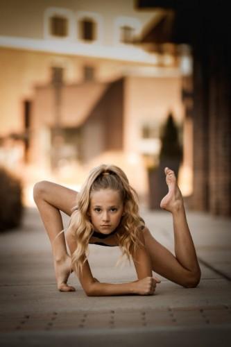Contemporary Dance Portrait